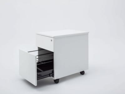 Jemma Under Desk Metal Pedestal Storage 2