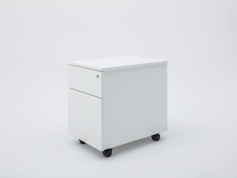 Jemma Under Desk Metal Pedestal Storage Main Image