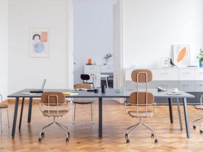 Mocko 1–office Desk Range With White Leg