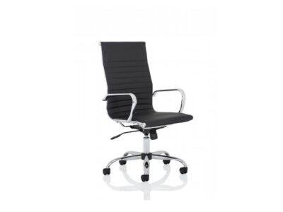 Novel 2 – High Back Executive Chair (black)