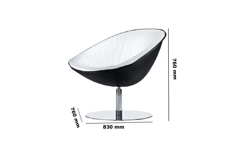 Krokus Round Base Dimensions