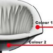 Krokus Two Colour