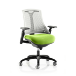 Flex Bespoke Colour Seat In White Black Gree N