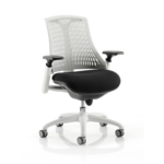 Flex Task Operator Chair In Multicolor Back With Arms Grey Grey