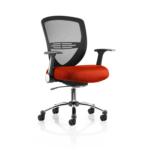 Iris Bespoke Colour Seat In Red