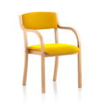 Madrid Bespoke Colour In Multicolor With Arm Yellow