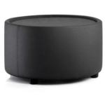 Neo Round Table In Multicolor Black