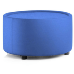 Neo Round Table In Multicolor Blue