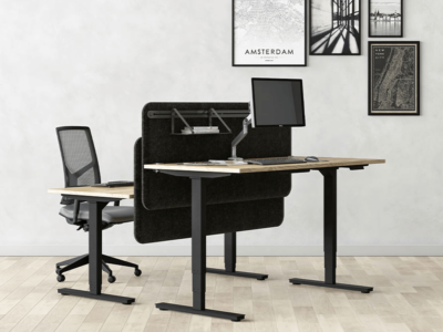 Alfio 1 – Workstation For 2, 4 And 6 People With Electric Height Adjustment1