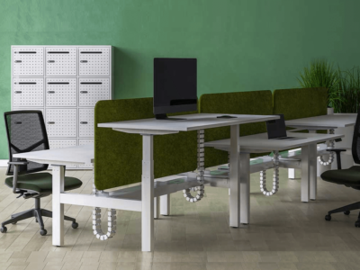 Alfio 1 – Workstation For 2, 4 And 6 People With Electric Height Adjustment2