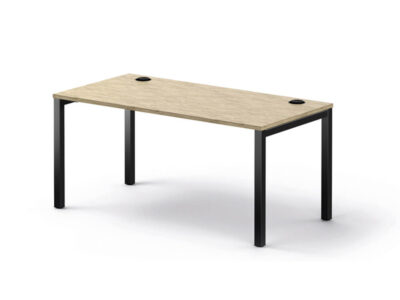 Arial Executive Desk With Fixed Legs 1