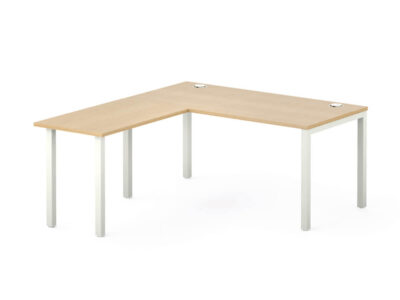 Arial Executive Desk With Fixed Legs 2