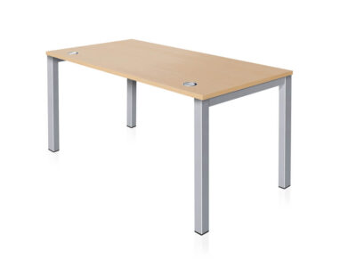 Arial Executive Desk With Fixed Legs