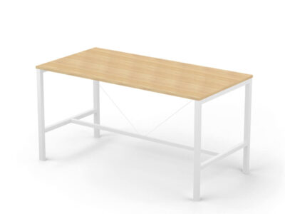 Arial Meeting Table With Footrest 1