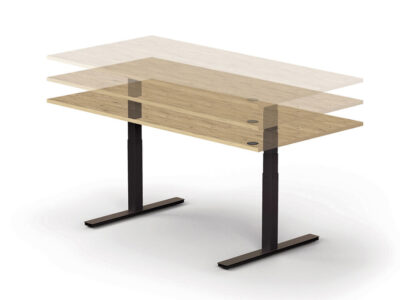 Axel Electric Height Adjustable Meeting Table