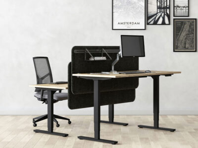 Axel Standalone Electric Height Adjustable Desk Main Image