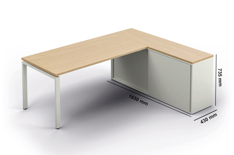 Connect Executive Desk Perfect Adtion