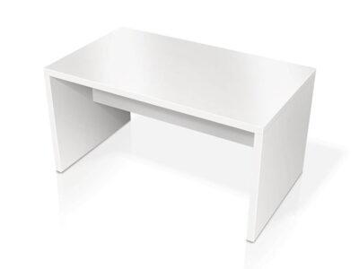 Eloise Rectangular Desk With Panel Legs