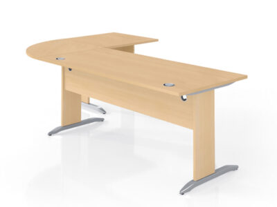 Forstyl Executive Desk With Optional Corner Andgle Desk And Return Main Image
