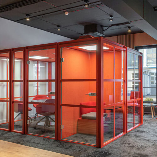 Meeting Booths & Pods