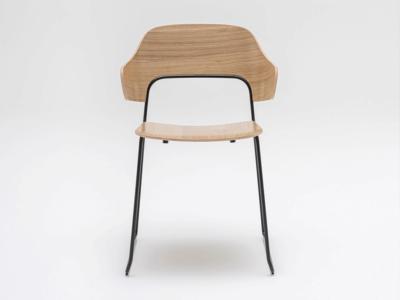 Hygge – Modern Scandinavian Design Chair 1