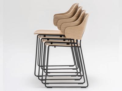 Hygge – Modern Scandinavian Design Chair 3