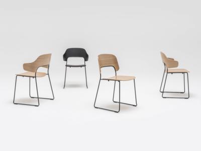Hygge – Modern Scandinavian Design Chair Main Image