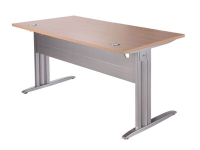 Idol Executive Desk With Fixed Legs 1