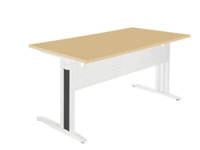 Idol Executive Desk With Fixed Legs 2