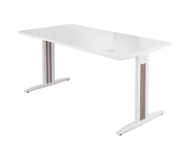 Idol Executive Desk With Fixed Legs