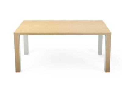 Kara Rectengular Desk With 4 Legs 2