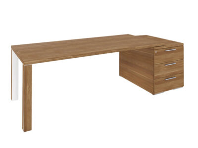 Kara Rectengular Desk With 4 Legs