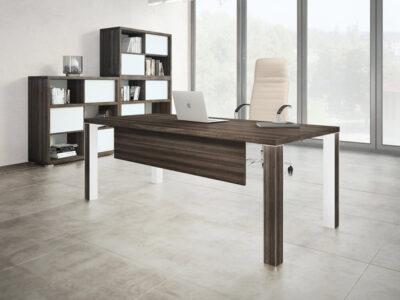 Kara Rectengular Desk With 4 Legs Main Image