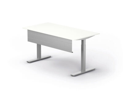 Lutz Executive Desk With Adjustable Legs