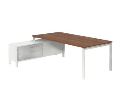 Rio Executive Desk With Melamine Top