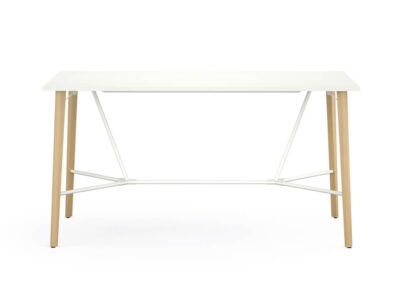 Robin Meeting Table With Footrest Main Image