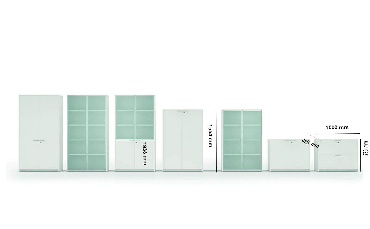 Size Simona Storage Unit