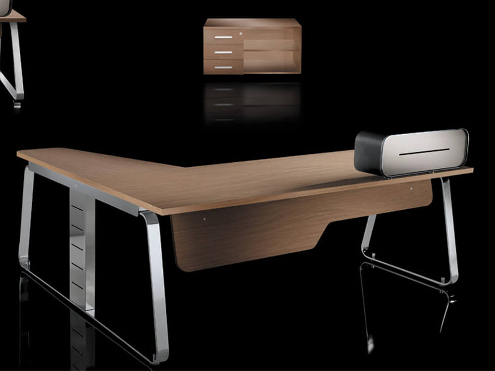 Audrey Unique & Modern Executive Desk