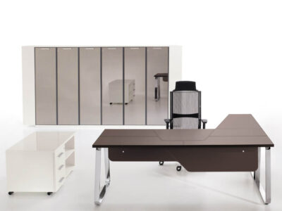 Audrey Unique & Modern Executive Desk2