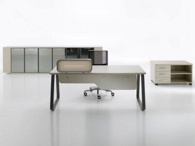 Audrey Unique & Modern Executive Desk5