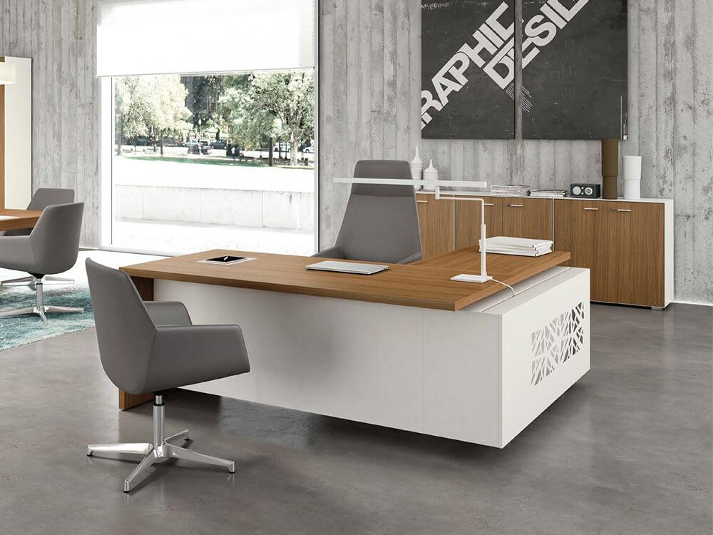 Bruno Grand Executive Desk