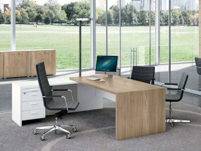Casa Woodside Executive Desk And Optional Return And Pedestal2