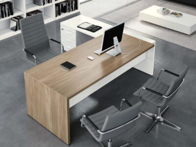 Casa Woodside Executive Desk And Optional Return And Pedestal3