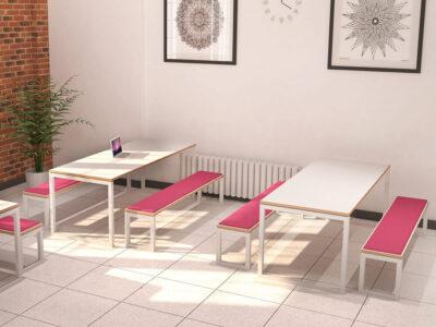 Emerson Breakout Rectengular Meeting Table Main Image