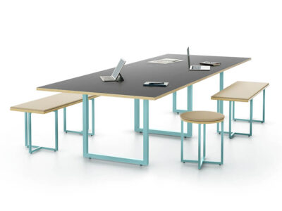 Emerson Rectengular Meeting Table 2