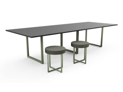 Emerson Rectengular Meeting Table 3