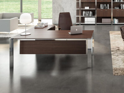 Enrique 2 U Leg Goalpost Executive Desk1