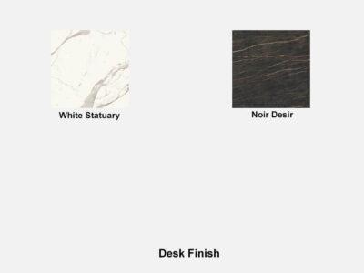Hype Laminam Desk Finish