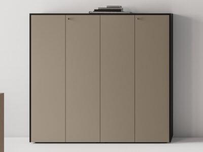 Hype Storage Unit With Laqaured Or Laminam Doors 1
