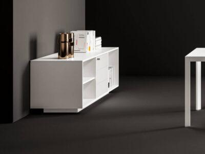 Hype Storage Unit With Plinth